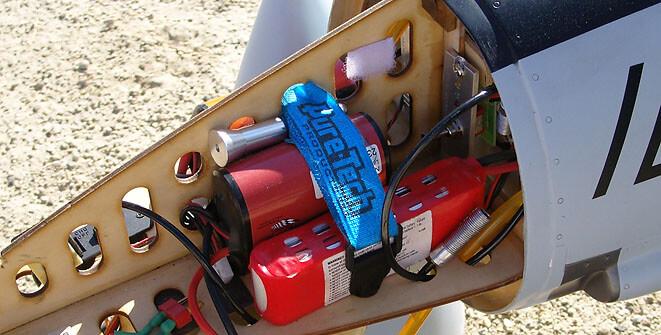 RC Velcro Staps